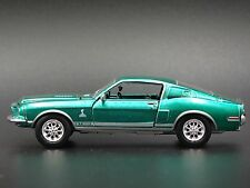 1968 Ford Mustang SHELBY GT500 RARE 1/64 COLLECTIBLE DIECAST DIORAMA MODEL CAR