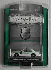 "Greenlight - Ford Crown Victoria Police Interceptor ""Greenlight Promo"" Neu/OVP"