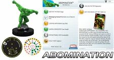 ABOMINATION #013 #13 The Incredible Hulk HeroClix