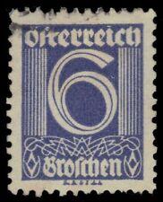 "AUSTRIA 308 (Mi452) - Numeral of Value ""Ultramarine"" (pf96056)"