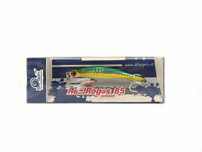 NEW BY BLUSPIN JERK BAIT REAL ROGOS 85 12g 85mm SINKING - COLOR: 85RR106