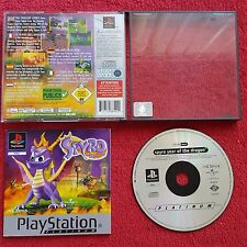 SPYRO THE DRAGON ORIGINAL PLATINUM SONY PLAYSTATION PS1 PS2 PAL