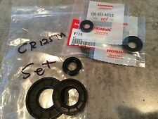 Honda CR125 MT125 MR175 Elsinore Engine Seal Set CR125M 1974 - Main Crank Seals