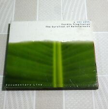 Forets Tropicales - The Survival of Rainforests Documentary Line EU CD #104