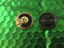 MINI Altoparlante Altoparlante 8 ohm 30mm magnete AUDIO UK STOCK Philips ** 2 per ogni vendita **