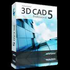 Ashampoo 3d CAD Professional 5 DT. volllvers. ESD download
