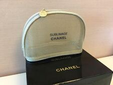 *New CHANEL BEAUTE Makeup Cosmetic Bag New in Box