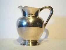 1950's Vintage Reed & Barton Silver Plate Water Pitcher 5460