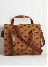 Modcloth Equine Horse Novelty Tote Bag Satchel Nwt