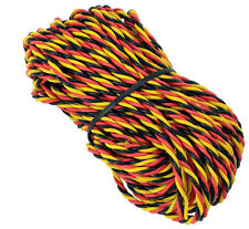 50ft. 22AWG Twisted Wire (Hitec) By ServoCity Part #  SW22ST