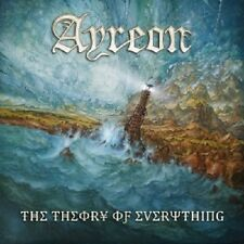 AYREON - THE THEORY OF EVERYTHING (SPECIAL EDITION) 2 CD + DVD  METAL  NEU