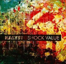 Kalyst-Shock Value CD NEW