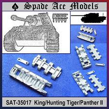 Spade Ace 1/35 SAT-35017 Metal Track King Tiger/Jagd Tiger/Panther II