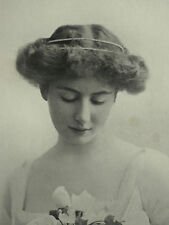 Hon Harriet Hepburn Stuart Forbes Trefusis Mrs Henry Fane 1910 Photo Study 6548