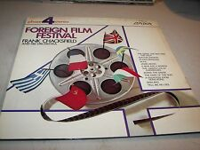 FRANK CHACKSFIELD & ORCH FOREIGN FILM FESTIVAL LP VG+ London SP44112 1967
