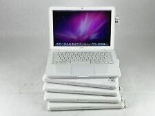 "Lot of 5 x Apple 2010 MacBook 13"" 2.4GHz C2D 250GB 2GB MC516LL/A A1342 D Grade"