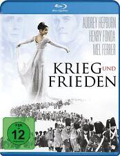 Blu-ray * KRIEG UND FRIEDEN - Audrey Hepburn  # NEU OVP  =