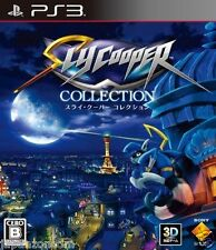 Used PS3 Sly Cooper Collection SONY PLAYSTATION 3 JAPAN JAPANESE IMPORT