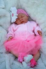 BUTTERFLY BABIES STUNNING REBORN BABY GIRL SOFIA  TUTU DUMMY