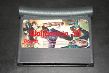 Wolfenstein 3-D (Atari Jaguar, 1994) just game, working