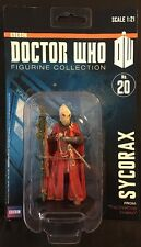 BBC Doctor Who Collection Sycorax 4 in. Figure #20 New 2012