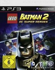 PLAYSTATION 3 LEGO Batman 2-DC Super Heroes NUOVISSIMA