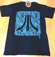Atari Retro Gaming JPOP Licensed Screen Printed T-Shirt - Men's Size LARGE