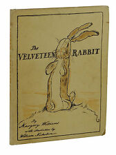 The Velveteen Rabbit ~ MARGERY WILLIAMS ~ True First Edition 1922 ~ 1st UK Print