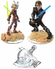 TWILIGHT OF THE REPUBLIC Disney Infinity 3.0 STAR WARS playset Anakin Ahsoka
