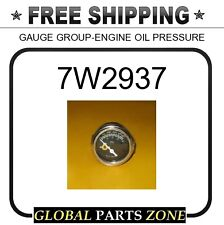 7W2937 - GAUGE GROUP-ENGINE OIL PRESSURE  for Caterpillar (CAT)