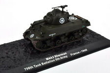 ALTAYA DIECAST M4A3 SHERMAN WWII TANK MODEL 1:72 NEW SEALED