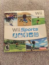 Wii Sports For Nintendo (Wii, 2006)Game, Case, No Manual  Bowling Tennis