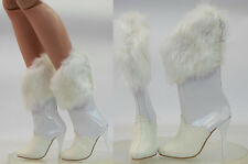 """Fashion Winter High Heels Boots/Shoes for 22"""" Tonner Doll American Model(6-AB-2"""