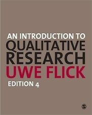 QUICK SHIP: An Introduction to Qualitative Research 4E by Uwe Flick