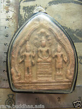 Phra Narai Song Puen near Din Kru Sukothai rare Thai  Buddha waterproof case