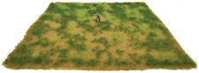 Walthers SceneMaster Tear & Plant Grass Mat Scenery Material - Fall Meadow