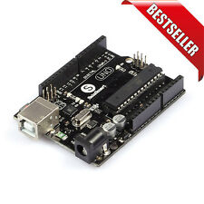 SainSmart UNO R3 Board ATmega328P ATmega16U2 Free USB Cable For Arduino