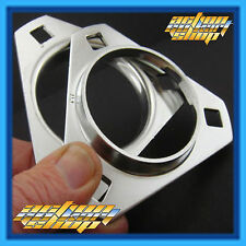 Go Kart 30mm Axle Pressed Metal Bearing Carrier Flange Set Funkart & Buggy