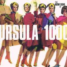 URSULA 1000 = the now sound of = ELECTRO NU JAZZ BIG BEAT DOWNTEMPO GROOVES !