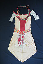 Cute Indian Girl Halloween Costume Native American Pocahontas Women Adult NEW