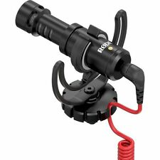 Rode VideoMicro Compact On-Camera Video Condenser Microphone For DSLR Cameras