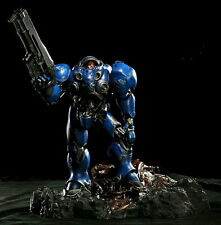 Starcraft Blizzard Employee Tychus Findlay Statue Sideshow Collectibles New!!!