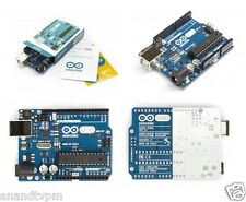 ARDUINO UNO R3 ORIGINAL MADE IN ITALY ATMEGA328P ATMEGA16U2 with FREE USB CABLE