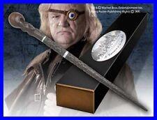 Harry Potter BACCHETTA MAGICA di MOODY MALOCCHIO Ufficiale ORIGINALE Noble WAND