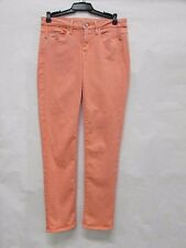 Calvin Klein Skinny Ankle Peach 5 Pocket 28 x 32 Cropped Jeans MSRP $70 P62