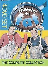 Chewin' The Fat - Complete Collection (DVD, 2004, Box Set)