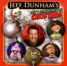 Don't Come Home for Christmas by Jeff Dunham (CD, Nov-2008) BRAND NEW