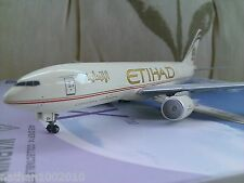 Boeing 777-FFX Etihad Airways Diecast Model Aeroplane 1/400 Dragon