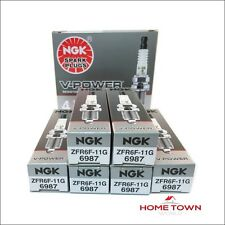 6 PCS NGK V-POWER PREMIUM COPPER SPARK PLUGS ZFR6F-11G 6987 MADE IN JAPAN