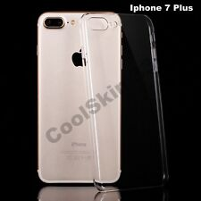COQUE CASE HOUSSE PROTECTION TRANSPARENTE RIGIDE CRYSTAL pour IPHONE 7 plus